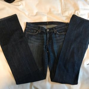 7 For All Mankind Jeans - 7 for all Mankind Bootcut Jeans 👖 size 27